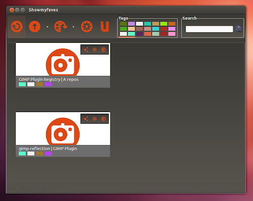 ShowMyFaves su Ubuntu 12.04