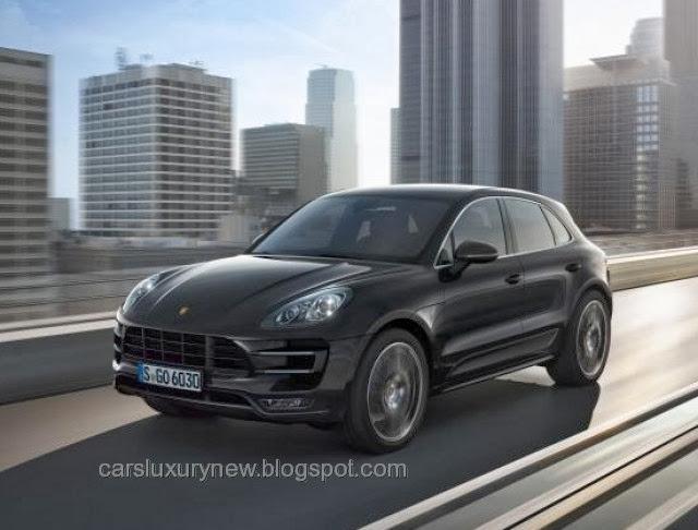 2015 Porsche Macan Specs