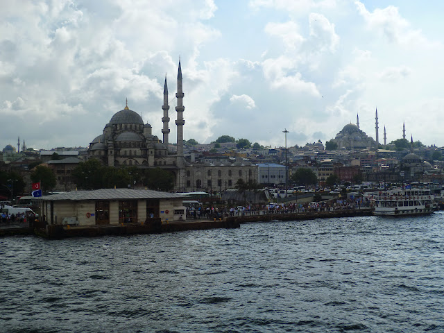 Mosques x 2 in Istanbul