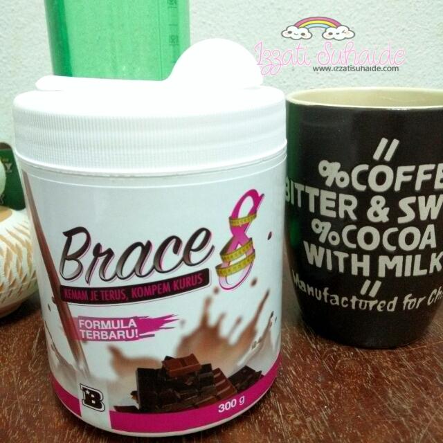 Cantik dan Berseri Dengan Brace 8 Slimming & Whittening