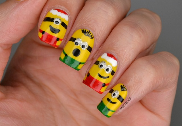 Holiday Minions (2)