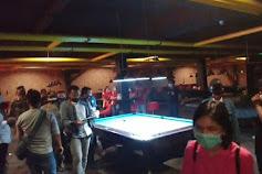Polsek Medan Baru Bubarkan Pengunjung One Shoot Pool dan Bar