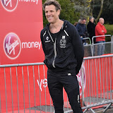 OIC - ENTSIMAGES.COM - James Cracknell at the  Virgin Money London Marathon on Blackheath in London, England. 24th April 2016 Photo Mobis Photos/OIC 0203 174 1069