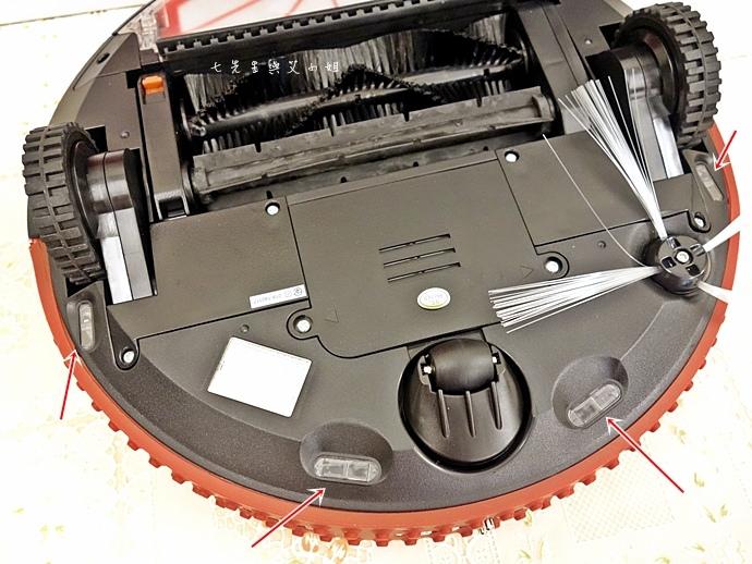 12 BMXrobot MAO 自動回充HEPA掃地機器人