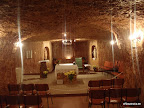 Kirche unter der Erde