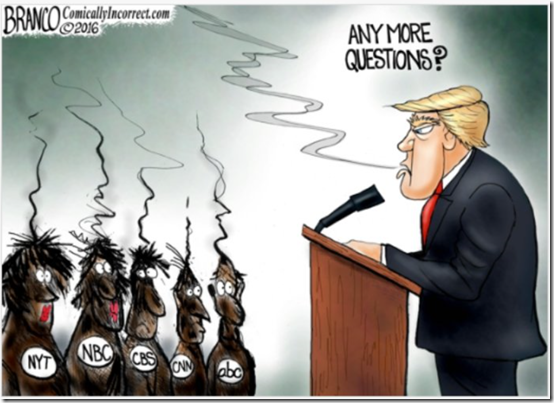 Trump Any more question