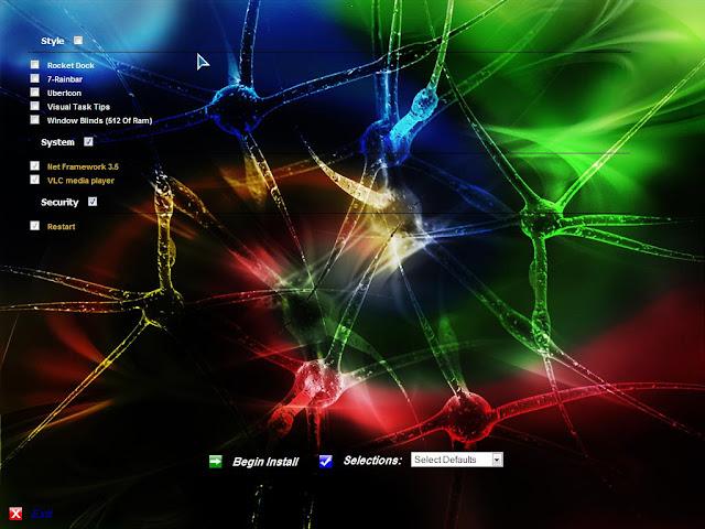 تحميل ويندوز 7 بثلات لغات على Mediafire
