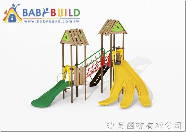 BabyBuild日本特色遊具