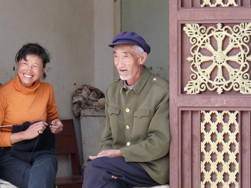 Chine. Yunnan Dali .En vélo vers le lac ERHAI - P1170677.JPG