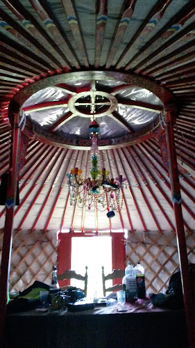 Hillfort Tipis and Camping at Hillfort Tipis and Camping