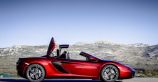 McLaren officially reveals the spectacular 12C Spider [HQ]