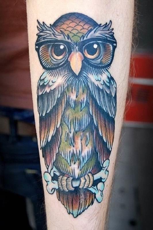 tatuagem_de_coruja
