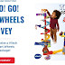 Free VTech Go! Go! Smart Wheels Play Sets Product Testing. Get Free Toys to test and keep for Free!