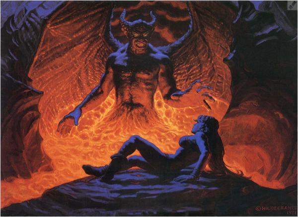 Varlak The Evil Lord, Demons 2