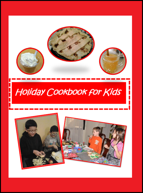Free holiday cookbook for kids with holiday recipes from around the world.