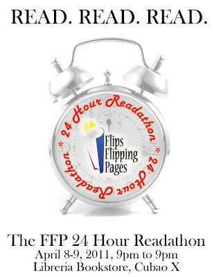 The FFP 24Hour Read-a-thon!