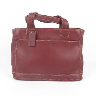 Coach Vintage Leather Handbag