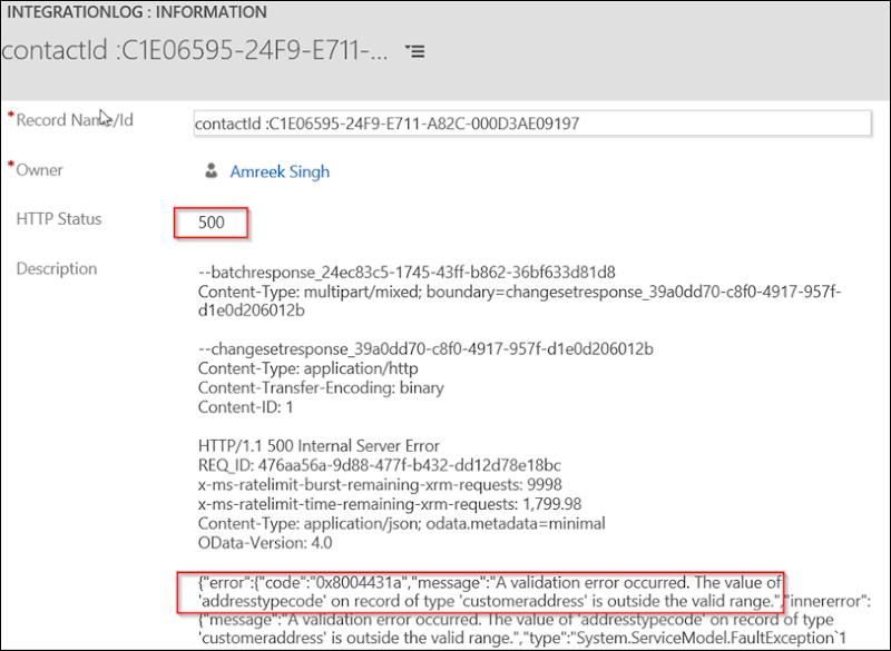 D365 Web API Batch Request, Transaction Integrity, and Logic