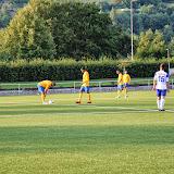 DIEKIRCH - HOSINGEN ( 4 - 1 ) Match Amical