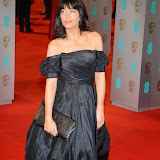 OIC - ENTSIMAGES.COM - Claudia Winkleman at the EE British Academy Film Awards (BAFTAS) in London 8th February 2015 Photo Mobis Photos/OIC 0203 174 1069