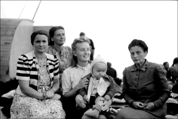 Refugiados da Segunda Guerra Mundial