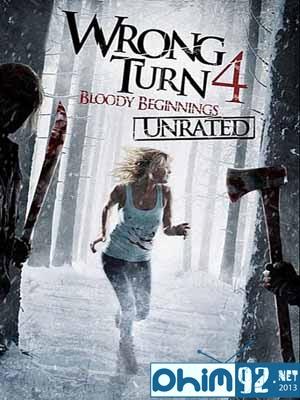 Ngã Rẽ Tử Thần 4: Huyết Chiến - Wrong Turn 4: Bloody Beginnings