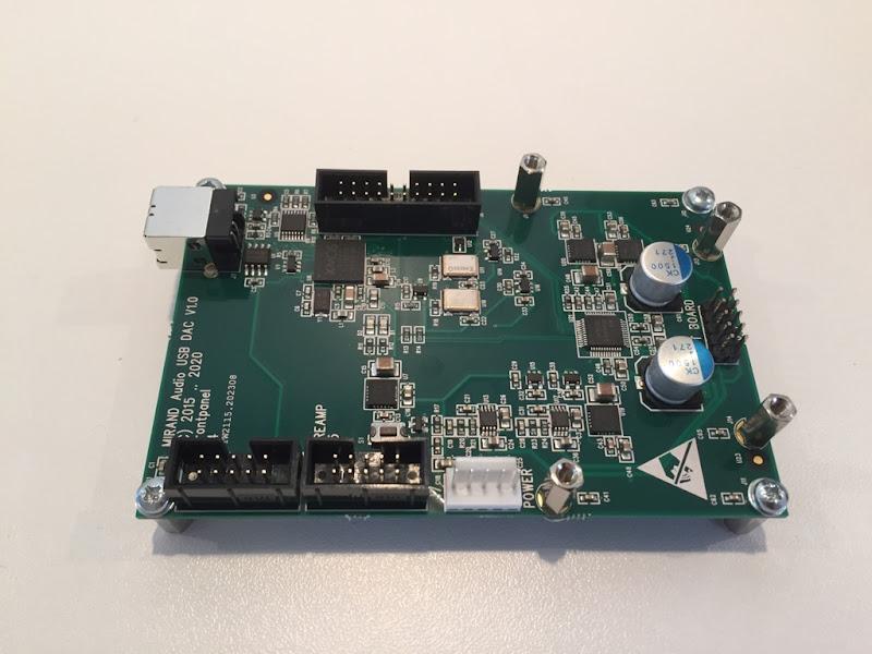 Mirand Audio AK4490 DAC DSD Mirand%252520DAC%2525201