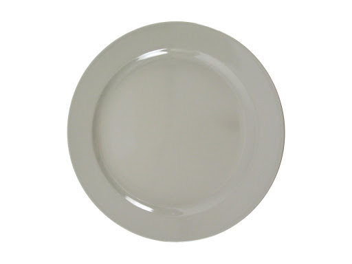 Billy Cotton Zinc Salad Plate