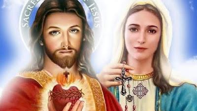 BUNDA MARIA PENGANTARA SEGALA RAHMAT
