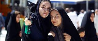 Privés de pèlerinage à La Mecque, des Iraniens affluent vers Kerbala, la ville sainte irakienne