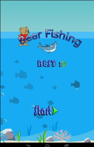 熊钓鱼游戏免费