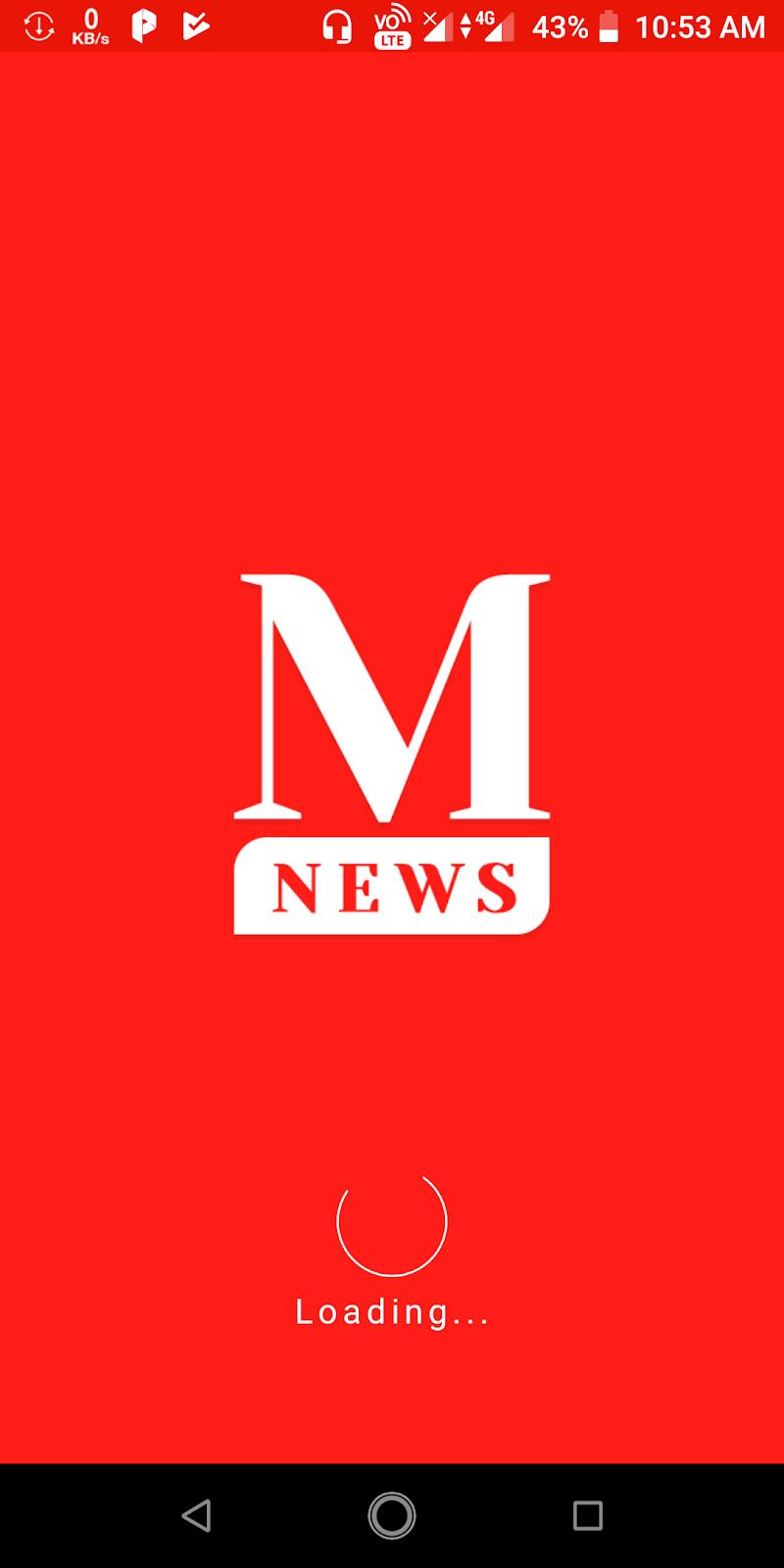 NewsMobi App