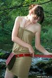 – RED -recyklace taška, šaty 00dpad www.rajda.cz, foto: Jan Trejbal, modeLOVE www.toppeople.cz, Bára Hnyková