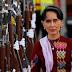 JESHI MYANMAR LAMKAMATA KIONGOZI WA NCHI, LATANGAZA HATARI