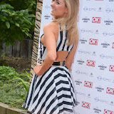 WWW.ENTSIMAGES.COM -   Kimberley Garner at    OK! Magazine Summer Party - Wild Tigers and Tiaras at London Zoo, Regents Park, London June 25th 2013                                                     Photo Mobis Photos/OIC 0203 174 1069