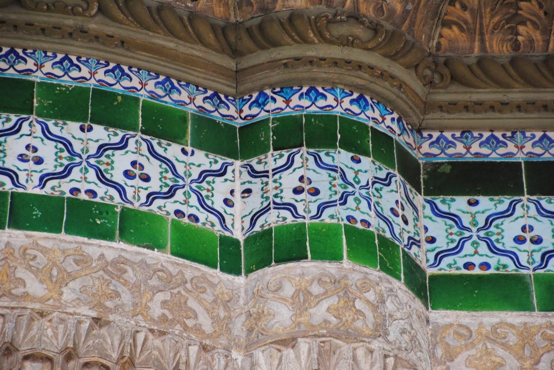 My Photos: Turkey -- Mosaics -- Istanbul -- Topkapi Palace