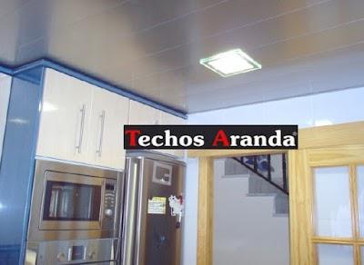 Oferta Falsos Techos Aluminio Madrid