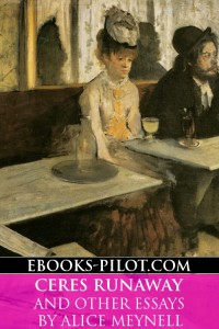 Cover of Ceres Runaway And Other Essays