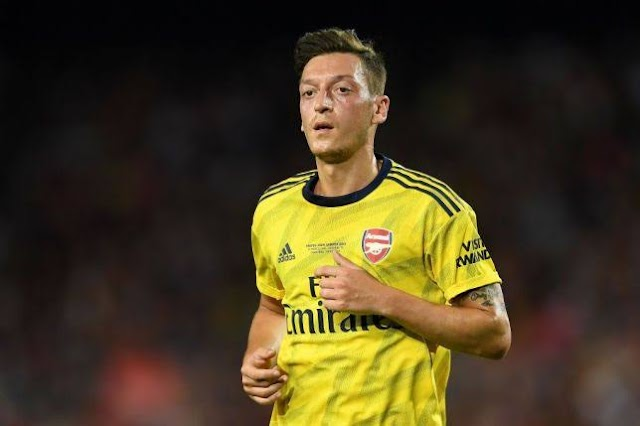 This is the Major reason Mesut Özil will leave Arsenal for MLS