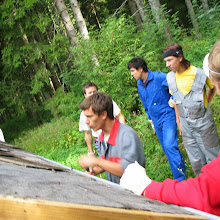 Delovna akcija - Streha, Črni dol 2006 - streha%2B028.jpg