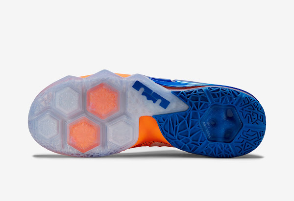 Release Reminder Nike LeBron 12 Low Bright Citrus
