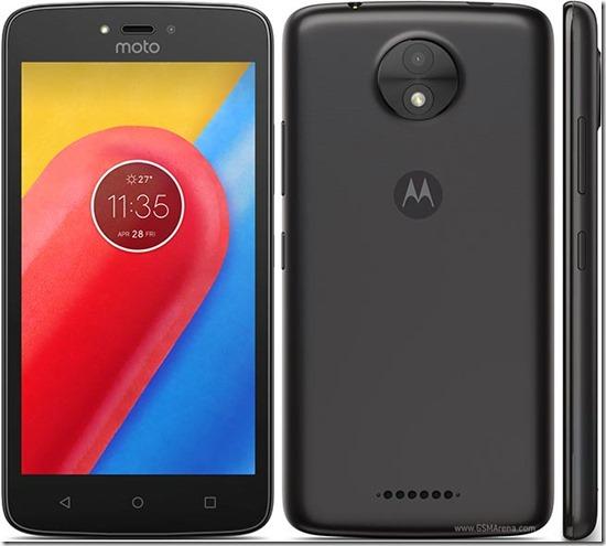 Harga dan Spesifikasi Motorola Moto C 3G 8GB Terbaru