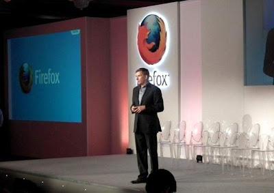"""El CEO de Mozilla dice que el mundo móvil """"no puede depender de dos compañías"""""""