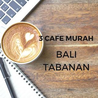 Cafe murah di bali