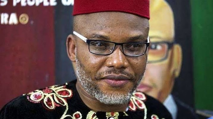 JUST IN:Kanu condemns crackdown on #RevolutionNow protesters, Lashes Buhari, others