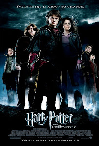 Harry Potter Và Chiếc Cốc Lửa - Harry Potter And The Goblet Of Fire poster