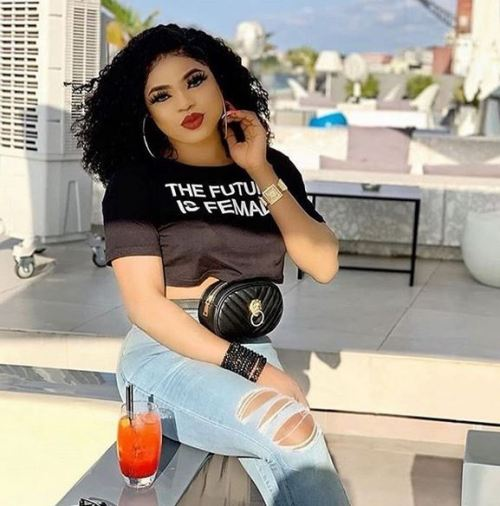 """""""More Surgery Coming"""" – Bobrisky says as he Shares Before And Now Photo"""