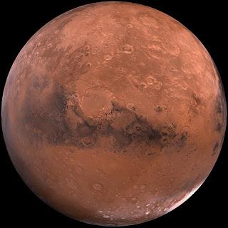 manusia membangun koloni pertama di mars 2025