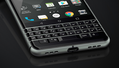 Image result for blackberry keyone mwc