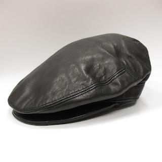 Gucci Leather Cap